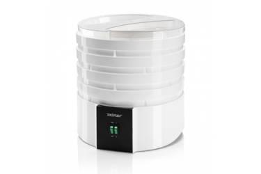 Сушка для фруктов и овощей Zelmer ZFD2050W 4под. 520Вт белый