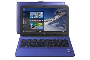"""Ноутбук HP 15-ay549ur Z9B21EA Pentium N3710 (1.6)/4Gb/500GB HDD/15.6"""" HD/AMD R5 M430 2G/WiFi/BT/Win10 Blue"""