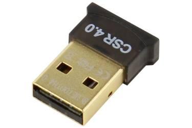 Беспроводной Bluetooth ver 4.0 адаптер 5bites BTA40-02, черный