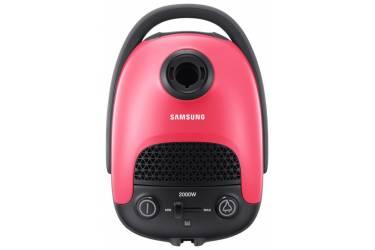 Пылесос Samsung VC20F30WA 2000Вт красный