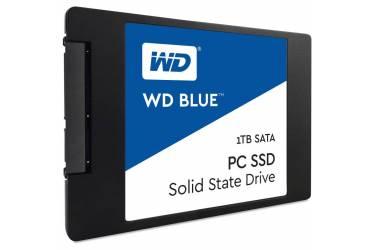 """Накопитель SSD WD Original SATA III 1Tb WDS100T1B0A WD Blue 2.5"""""""