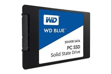 "Накопитель SSD WD Original SATA III 500Gb WDS500G1B0A WD Blue 2.5"""