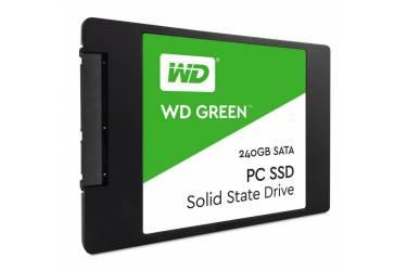 "Накопитель SSD WD Original SATA III 240Gb WDS240G1G0A WD Green 2.5"""