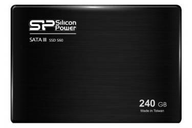 "Накопитель SSD Silicon Power SATA III 240Gb SP240GBSS3S60S25 S60 2.5"""