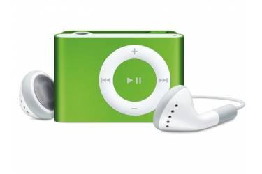 Портативный цифровой плеер Perfeo Music Clip Titanium 8 Gb зеленый