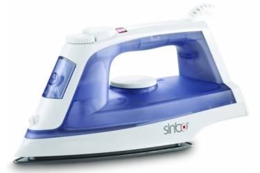 Утюг Sinbo SSI 2868 1800Вт синий/белый