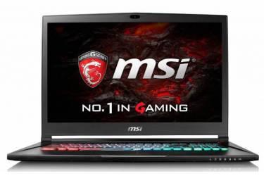 "Ноутбук MSI GS73 7RE(Stealth Pro)-015RU Core i7 7700HQ/8Gb/2Tb/SSD128Gb/nVidia GeForce GTX 1050 Ti 4Gb/17.3""/FHD (1920x1080)/Windows 10/black/WiFi/BT/Cam"
