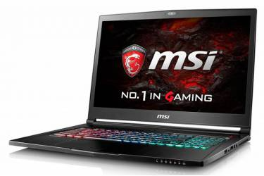 "Ноутбук MSI GS73VR 7RF(Stealth Pro 4K)-279RU Core i7 6820HK/32Gb/1Tb/SSD256Gb+256Gb/nVidia GeForce GTX 1060 6Gb/17.3""/UHD (3840x2160)/Windows 10/black/WiFi/BT/Cam"