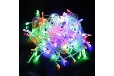 Гирлянда _WLZ _F№13 _100M LED _(7.3м, 82 лампы) _цветная