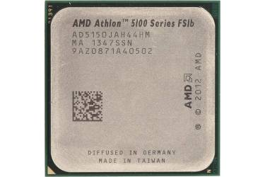 Процессор AMD Athlon 5150 AM1 (AD5150JAH44HM) (1.6GHz/AMD Radeon R3) OEM