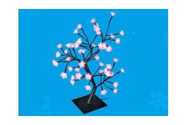 "Дерево светодиодное ""Сакура"" ULD-T3545-048/SBA PINK IP20 SAKURA 45 см. 48 светодиодов"