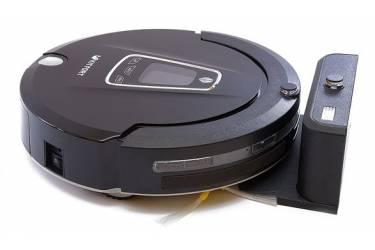 Пылесос-робот Kitfort КТ-512 25Вт черный
