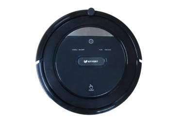 Пылесос-робот Kitfort КТ-516 25Вт черный