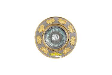 Светильник точечный_DE FRAN_ FT 119A CHG MR16 хром+золото