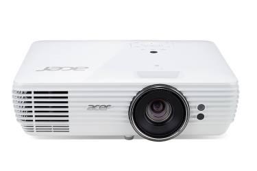 Проектор Acer H7850 DLP 3000Lm (3840x2160) 1000000:1 ресурс лампы:4000часов 1xUSB typeA 2xHDMI 5.3кг