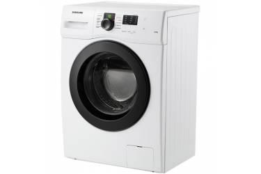 Стиральная машина Samsung WF60F1R2F2W (1200об; 45см; 6кг; белый/черный)