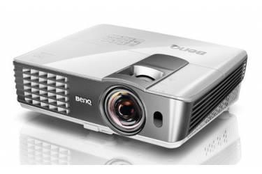 Проектор Benq W1080ST+ DLP 2000Lm (1920x1080) 10000:1 ресурс лампы:3500часов 2xHDMI 2.85кг