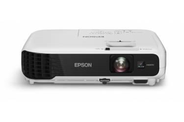 Проектор Epson EB-S04 LCD 3000Lm (800x600) 15000:1 ресурс лампы:5000часов 1xUSB typeA 1xUSB typeB 1xHDMI 2.4кг