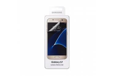 Оригинальная защитная пленка для Samsung SM-G935 Galaxy S7 прозрачная