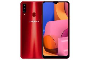 Смартфон Samsung SM-A207F Galaxy A20s 32Gb 3Gb Red