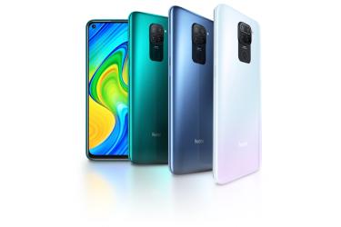 Смартфон Xiaomi Redmi Note 9 3+64 Forest Green