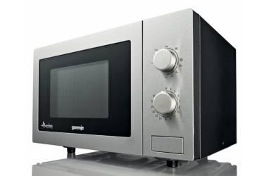 Микроволновая Печь Gorenje MO21MGE 21л. 800Вт серебристый