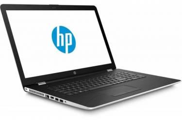 """Ноутбук HP 17-bs014ur Core i5 7200U/8Gb/1Tb/DVD-RW/AMD Radeon 520 2Gb/17.3""""/HD+ (1600x900)/Windows 10 64/silver/WiFi/BT/Cam"""