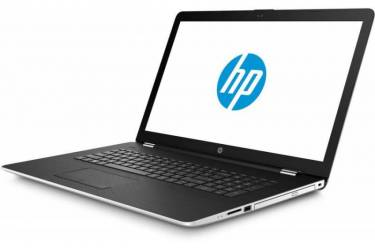 """Ноутбук HP 17-bs015ur Core i5 7200U/8Gb/1Tb/SSD128Gb/DVD-RW/AMD Radeon 530 2Gb/17.3""""/HD+ (1600x900)/Windows 10 64/silver/WiFi/BT/Cam"""