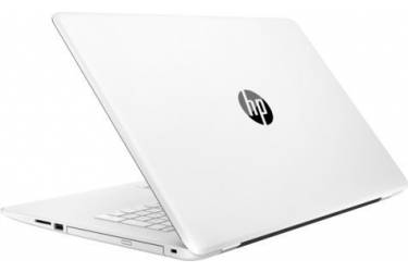"Ноутбук HP 17-bs058ur Core i5 7200U/8Gb/1Tb/DVD-RW/AMD Radeon 520 2Gb/17.3""/IPS/FHD (1920x1080)/Free DOS/white/WiFi/BT/Cam"