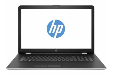 "Ноутбук HP 17-bs104ur Core i5 8250U/6Gb/1Tb/SSD128Gb/DVD-RW/AMD Radeon 530 2Gb/17.3""/HD (1366x768)/Windows 10 64/silver/WiFi/BT/Cam/2620mAh"