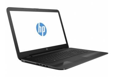 "Ноутбук HP 17-x021ur Pentium N3710/4Gb/500Gb/DVD-RW/AMD Radeon R5 M430 2Gb/17.3""/HD+ (1600x900)/Windows 10 64/black/WiFi/BT/Cam/2620mAh"
