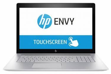 """Ноутбук HP Envy 17-ae008ur Core i7 7500U/16Gb/SSD1000Gb/DVD-RW/nVidia GeForce 940MX 4Gb/17.3""""/IPS/UHD (3840x2160)/Windows 10 64/silver/WiFi/BT/Cam"""