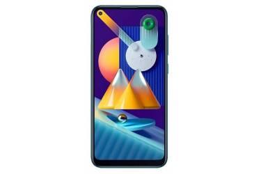 Смартфон Samsung SM-M115F Galaxy M11 32Gb 3Gb Blue (Бирюзовый)
