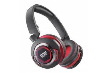 Наушники с микрофоном Creative Sound Blaster EVO Zx черный/красный 1.2м мониторы BT оголовье (70GH028000001)