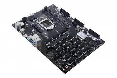 Материнская плата Asus B250 MINING EXPERT Soc-1151 Intel B250 2xDDR4 ATX AC`97 8ch(7.1) GbLAN+HDMI