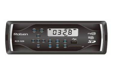 Автомагнитола Rolsen RCR-102G
