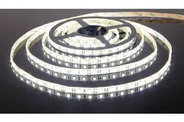 LED лента SMD 5050/60 Smartbuy-IP65-14.4W/CW 5 м. (SBL-IP65-14_4-CW) холодная белая