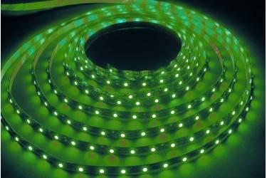 LED лента SMD 2835/60 Smartbuy-IP65-4.8W/Green 5 м. (SBL-IP65-4_8-Gr) зеленая