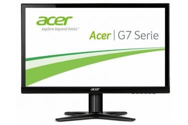"""Монитор Acer 23.8"""" G247HYLbidx черный IPS LED 16:9 DVI HDMI полуматовая 250cd 1920x1080 D-Sub FHD 2.9кг"""
