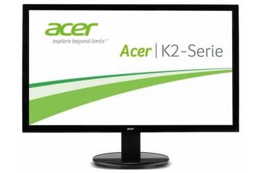 "Монитор Acer 24"" K242HQLBbid черный TN+film LED 5ms 16:9 DVI HDMI матовая 300cd 1920x1080 D-Sub FHD 4.24кг"