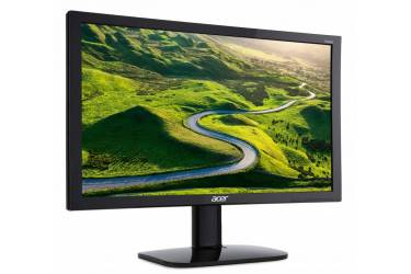 "Монитор Acer 24"" KA240HBD черный TN+film LED 5ms 16:9 DVI матовая 250cd 1920x1080 D-Sub FHD"