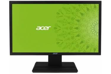 "Монитор Acer 24"" V246HLbid черный TN+film LED 5ms 16:9 DVI HDMI матовая 250cd 170гр/160гр 1920x1080 D-Sub FHD"