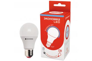 Лампа светодиодная ЭКО_Экономка _А60_20W/6500K_E27 _Стандарт
