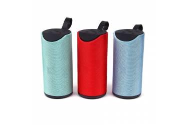Беспроводная (bluetooth) акустика Portable TG113 New (Красный) No Logo