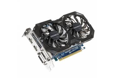 Видеокарта Gigabyte PCI-E GV-N75TWF2OC-4GI nVidia GeForce GTX 750Ti 4096Mb 128bit GDDR5 1020/5400 DVIx1/HDMIx2/HDCP Ret