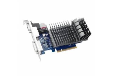 Видеокарта Asus PCI-E GT 710-2-SL nVidia GeForce GT 710 2048Mb 64bit DDR3 954/1800 DVIx1/HDMIx1/CRTx1/HDCP Ret low profile