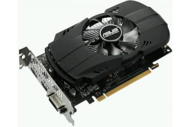 Видеокарта Asus PCI-E PH-GTX1050-2G nVidia GeForce GTX 1050 2048Mb 128bit GDDR5 1354/7008 DVIx1/HDMIx1/DPx1/HDCP Ret
