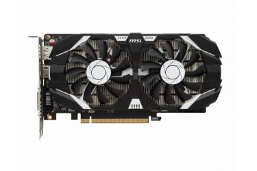 Видеокарта MSI PCI-E GTX 1050 2GT OC nVidia GeForce GTX 1050 2048Mb 128bit GDDR5 1404/7008 DVIx1/HDMIx1/DPx1/HDCP Ret