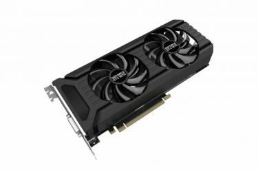 Видеокарта Palit PCI-E PA-GTX1070 DUAL 8G nVidia GeForce GTX 1070 8192Mb 256bit GDDR5 1506/8000 DVIx1/HDMIx1/DPx3/HDCP Ret
