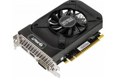 Видеокарта Palit PCI-E PA-GTX1050 StormX 2G nVidia GeForce GTX 1050 2048Mb 128bit GDDR5 1354/7000 DVIx1/HDMIx1/DPx1/HDCP Ret